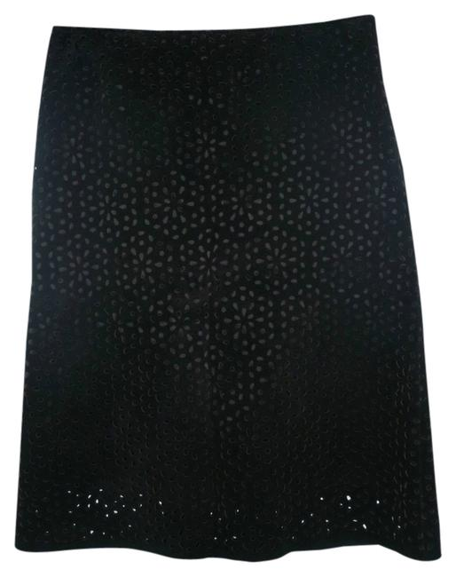 Preload https://item1.tradesy.com/images/theory-black-lazer-cut-perforated-suede-knee-length-skirt-size-4-s-27-5084380-0-0.jpg?width=400&height=650
