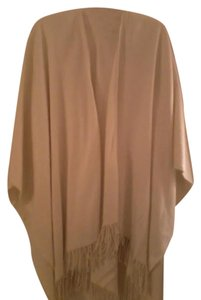 Other Fringe Italy Tan Size Xl Cape