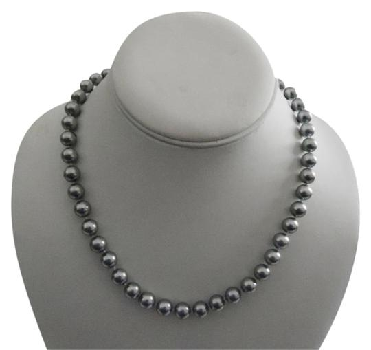 Pearlfection Pearlfection Faux Akoya Pearl Necklace 17""