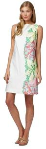 Lilly Pulitzer short dress Resort White on Tradesy