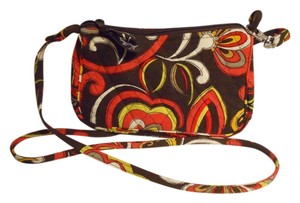 Vera Bradley Cotton Cross Body Bag