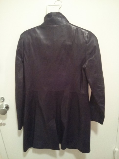 Cole Haan Leather Jacket Image 2