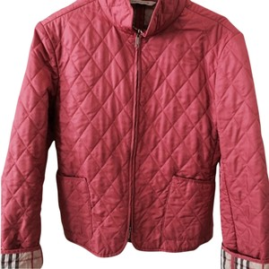 Burberry Rusty Red Jacket