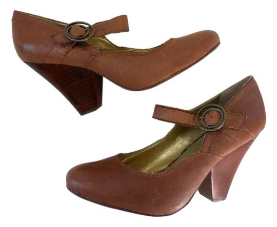 Preload https://item5.tradesy.com/images/seychelles-buckle-brown-pumps-5085724-0-0.jpg?width=440&height=440