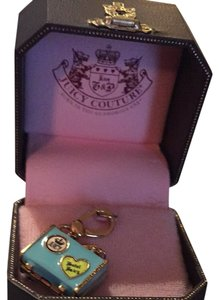 Juicy Couture Luggage Charm