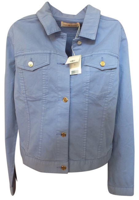 Preload https://item4.tradesy.com/images/tory-burch-wedge-blue400-twill-color-blue400-style28151588-spring-jacket-size-8-m-5086888-0-0.jpg?width=400&height=650