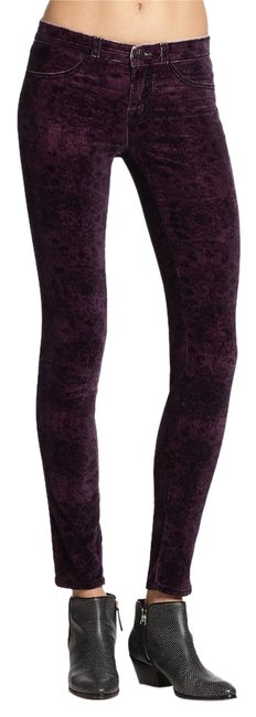 Preload https://item5.tradesy.com/images/j-brand-pants-stretch-purple-jeggings-washlook-5087029-0-0.jpg?width=400&height=650