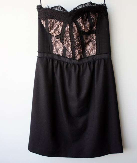 Rebecca Taylor Lace Bustier Dress