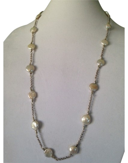 Preload https://img-static.tradesy.com/item/5087374/lucky-brand-whitesilver-only-additional-matching-pieces-sold-seperately-necklace-0-0-540-540.jpg