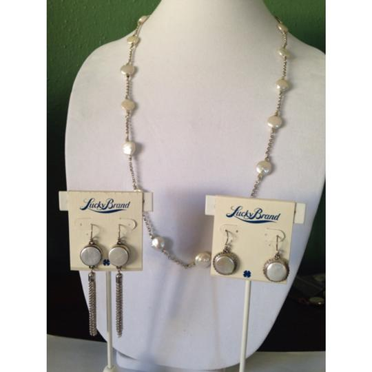Lucky Brand Necklace Only! Additional Matching Pieces Sold Seperately. Image 3