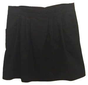 Gap Mini Skirt Blac