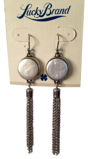 Preload https://img-static.tradesy.com/item/5087599/lucky-brand-whitesilver-only-additional-matching-pieces-sold-seperately-earrings-0-1-540-540.jpg