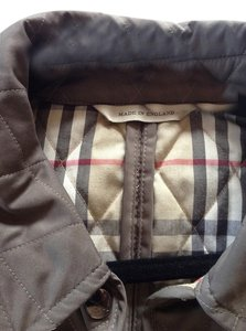 Burberry Rusted gold Jacket