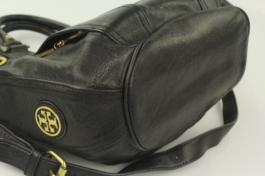 Tory Burch Small Bucket Leather Jamie Shoulder Bag