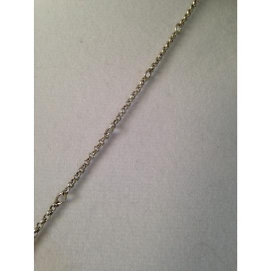 Lucky Brand Silver-Tone Pearl Drop Necklace Image 3