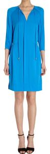 Diane von Furstenberg Dvf Apona Silk Tunic Dress