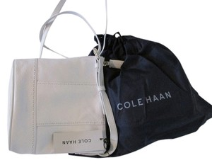 Cole Haan New Classic Tote in White