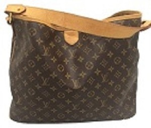 44fcffd70308 Louis Vuitton Delightful Mm Made In U.s.a. Monogram Brown Canvas ...