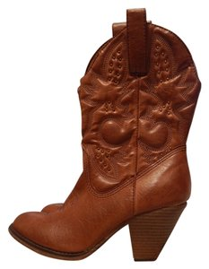 MIA Boot Cowboy Brown Boots