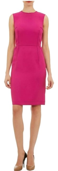 Preload https://item3.tradesy.com/images/lanvin-darted-sheath-in-pink-mid-length-short-casual-dress-size-4-s-5090272-0-0.jpg?width=400&height=650