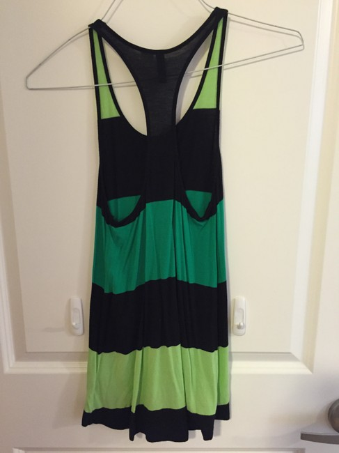 Divided by H&M Top Light Green, Green and Black