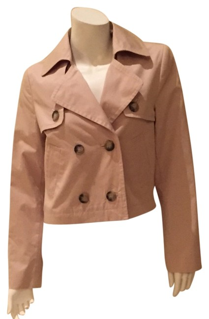 Preload https://item5.tradesy.com/images/h-and-m-peach-cropped-doublebreast-khaki-jacket-blazer-size-6-s-5090674-0-0.jpg?width=400&height=650