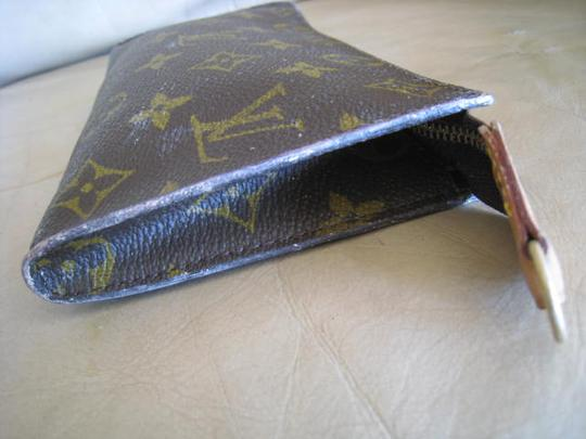 Louis Vuitton Trousse Cosmetic Makeup Accessory Pochette iPhone Samsung Clutch