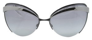 Dior Dior Eyes 1 Brand New Sunglasses in the shiny black/pewter color H9B-HD
