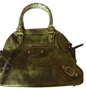 Mellow World Satchel in Green
