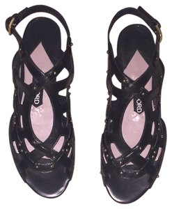 Tom Ford Black Sandals
