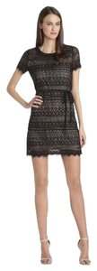 BCBGMAXAZRIA Vfx6z553-001 Bcbg Lace Sheath Dress
