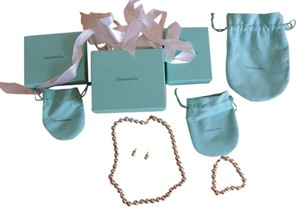 Tiffany & Co. Tiffany & Co Jewelry Set