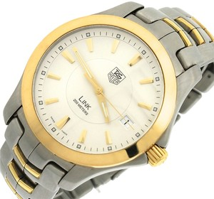 TAG Heuer Mint Men's TAG Heuer Link 200M Two-Tone Stainless Swiss Quartz WJF1152 Watch