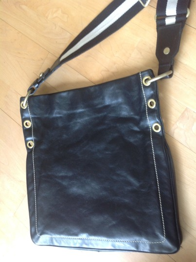 Bally Authentic Purse Tote Crossover Shoulder Bag