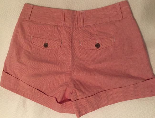 Banana Republic Cute Summer Lightweight Mini/Short Shorts Pink/Red