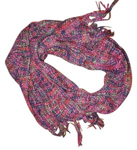 Other Woven Multi-Color Boho Hippie Scarf