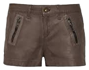 Rag & Bone Lakshmi Leather Shorts