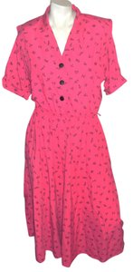 pink Maxi Dress by Other Zodiac Astrology Witchy Goth