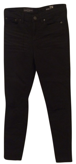 Item - Black Distressed Lookout Skinny Jeans Size 28 (4, S)