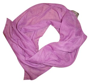 Remington REMINGTON Light Purple Lilac Thin Polyester Scarf