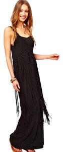 Black Maxi Dress by Denim & Supply