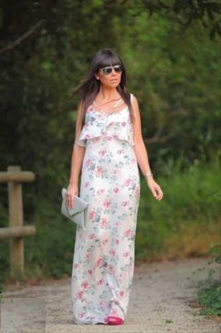 floral Maxi Dress by Zara Roses Maxi Summer