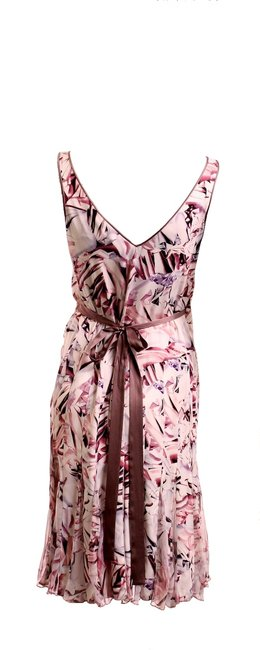 Diane von Furstenberg short dress MULTI PINK on Tradesy