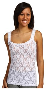 Hanky Panky Signature Lace Unlined Top White