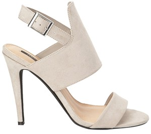 Forever 21 Light Grey Sandals