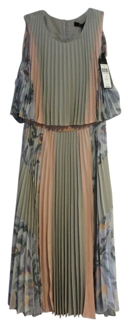 Preload https://item4.tradesy.com/images/bcbgmaxazria-dress-lavender-gray-white-pink-5096233-0-0.jpg?width=400&height=650