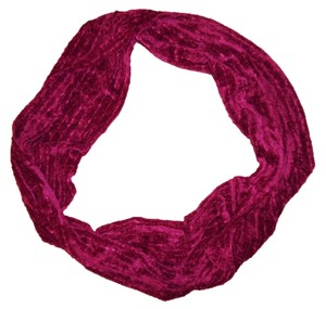 Other Mauve Reddish-Purple Soft Rayon Infinity Scarf