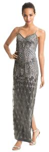 Sue Wong Gatsby Art Deco Beaded Dress