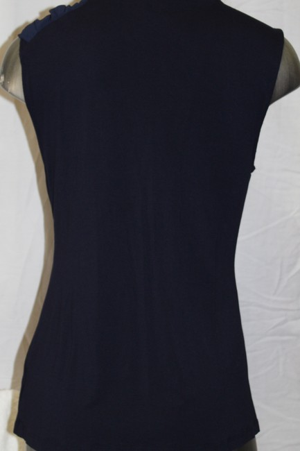 Vince Top navy blue