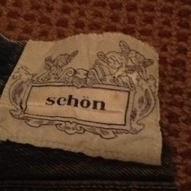Schon Italian Denim Angels Straight Leg Jeans